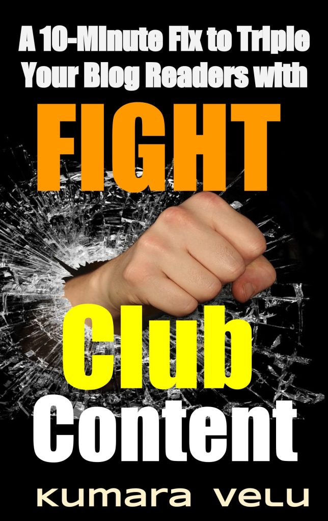Fight Club Content Strategy