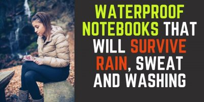 Best Waterproof Notebooks