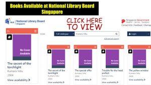 Kumara Velu Books Available at National Library Board Singapore