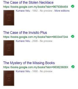 Kumara Velu Google Books