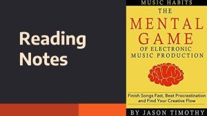 Music Habits - Reading Notes