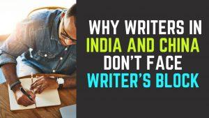 No Writer's Block