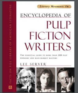 Encyclopedia of Pulp Fiction Writers Review